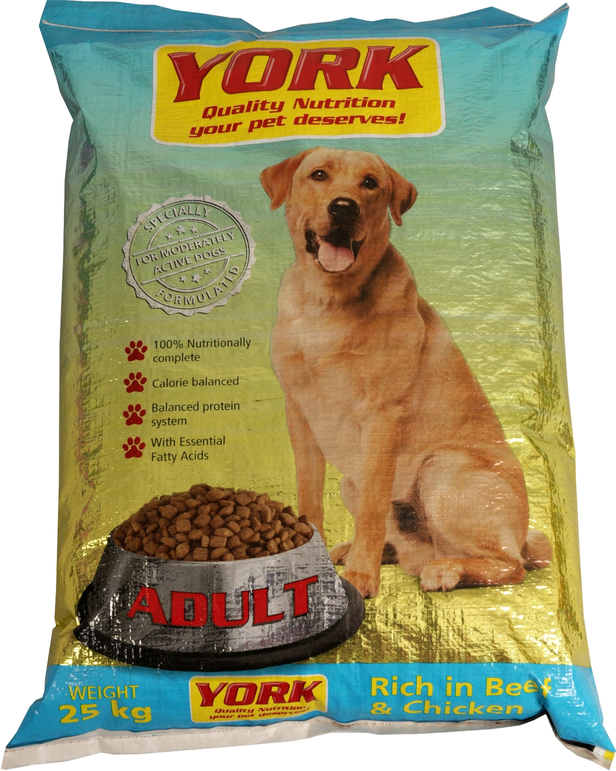 york-25kg-dog-food